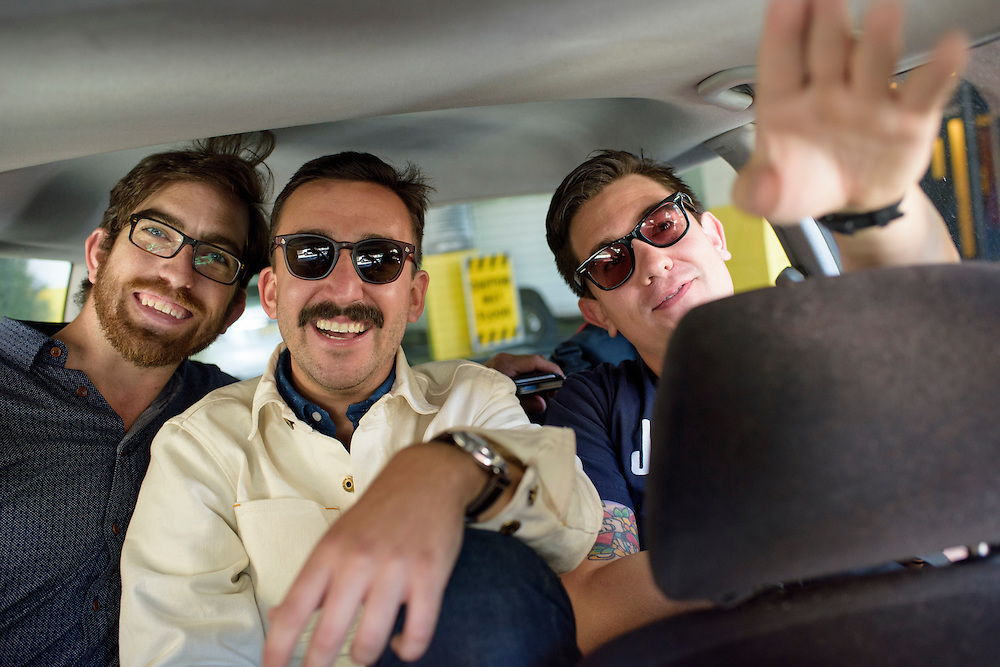 Philadelphia, Pennsylvania - September 12, 2014:<br /> A Photo A Day's Geekfest in Philadelphia.<br /> <br /> CREDIT: Matt Roth