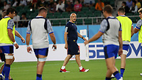 Rugby Union - 2019 Rugby World Cup - Pool B: South Africa vs. italy <br /> <br /> Conor O'Shea head coach of Italy at Shizouka Stadium Ecopa.<br /> <br /> COLORSPORT/LYNNE CAMERON
