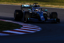 February 18, 2019 - Barcelona, Barcelona, Spain - Lewis Hamilton of Great Britain with 44 Mercedes AMG Petronas Motorsport W10 in action during the Formula 1 2019 Pre-Season Tests at Circuit de Barcelona - Catalunya in Montmelo, Spain on February 18. (Credit Image: © Xavier Bonilla/NurPhoto via ZUMA Press)