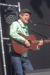 Gerry Cinnamon plays the main stage, on Saturday 30th June at TRNSMT 2018.