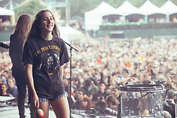 Haim at the 2014 Outside Lands Music and Art Festival - San Francisco, CA - 8/9/14