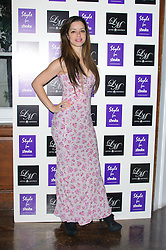 Tina Barrett at Style for Stroke - launch party held at No. 5 Cavendish Square, London, England, October 2, 2012. Photo by Chris Joseph / i-Images.