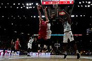 Moraschini Riccardo<br /> A X Armani Exchange Olimpia Milano - Pallacanestro Cantu<br /> Basket Serie A LBA 2019/2020<br /> Milano 05 January 2020<br /> Foto Mattia Ozbot / Ciamillo-Castoria