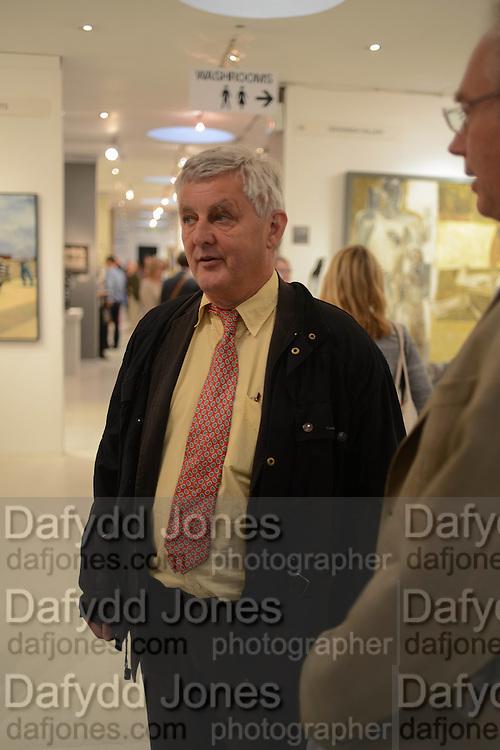 JAMES HUGHES-ONSLOW, 20/21 British Art Fair. Celebrating its 25 Anniversary. The Royal College of Art . Kensington Gore. London. 12 September 2012.