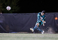 October 27, 2016: The Rogers State University Hillcats play against the Oklahoma Christian University Eagles on the campus of Oklahoma Christian University.