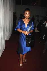 Actress FREEMA AGYEMAN from Dr Who at the Glamour magazine Women of the Year Awards held in the Berkeley Square Gardens, London W1 on 5th June 2007.<br /><br />NON EXCLUSIVE - WORLD RIGHTS
