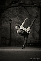 Dance As Art The New York City Photography Project Black and White Series with Kevin Mimms