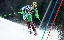 HADALIN Stefan of Slovenia during the Audi FIS Alpine Ski World Cup Men's Slalom 58th Vitranc Cup 2019 on March 10, 2019 in Podkoren, Kranjska Gora, Slovenia. Photo by Matic Ritonja / Sportida