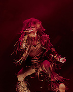 Rob Zombie performs on May 4, 2019 at Metropolitan Park in Jacksonville, Florida (Photo: Charlie Steffens/Gnarlyfotos)