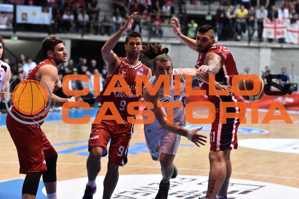 Milano 10.05.2016<br /> Basket Serie A - Playoff Gara 2<br /> EA7 Emporio Armani Milano - Dolomiti Energia Trento<br /> <br /> Nella foto: Toto Forray