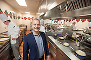 Culinary Institute of America, Poughkeepsie, November 2016.<br /> <br /> Student Alexander Lipkau<br /> <br /> Photo &copy; Stefan Falke <br /> New York <br /> www.stefanfalke.com <br /> stefanfalke@mac.com <br /> 917-2149029