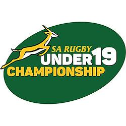 2018 SA RUGBY U19 CHAMPIONSHIP