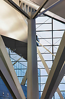 Photo of airport interior