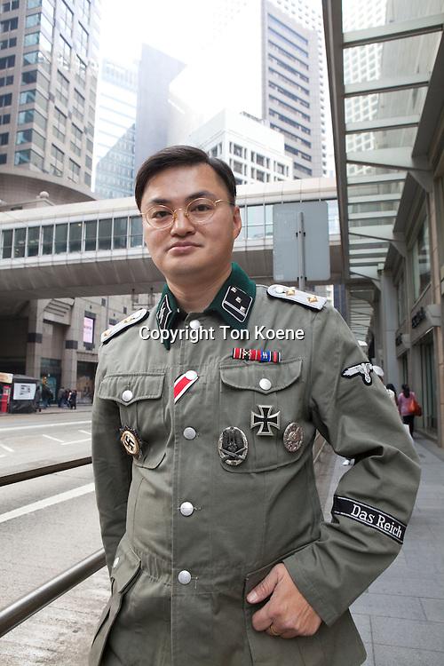 nazi in Hongkong