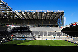 A general view of St James Park - Mandatory by-line: Matt McNulty/JMP - 11/02/2018 - FOOTBALL - St James Park - Newcastle upon Tyne, England - Newcastle United v Manchester United - Premier League