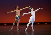 The Royal Ballet has announced on 5th April 2017 that Carlos Acosta has been appointed Principal Guest r&eacute;p&eacute;titeur next season 2017/8.<br /> <br /> Carlos Acosta<br /> A Classical Selection at the <br /> London Coliseum, London, Great Britain <br /> 8th December 2015 <br /> <br /> Diana &amp; Acteon by Agrippina Vaganova <br /> <br /> Carlos Acosta <br /> Marianela Nunez <br /> <br /> <br /> Photograph by Elliott Franks <br /> Image licensed to Elliott Franks Photography Services