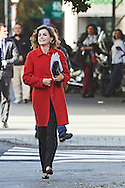 Queen Letizia of Spain attends a Meeting with the Board of the Spanish Federation of Rare Diseases (FEDER) at FEDER headquarters on December 9, 2015 in Madrid