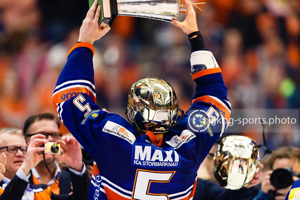 150423 Ishockey, SM-Final, V&auml;xj&ouml; - Skellefte&aring;<br /> <br /> &copy; Daniel Malmberg/Jkpg sports photo