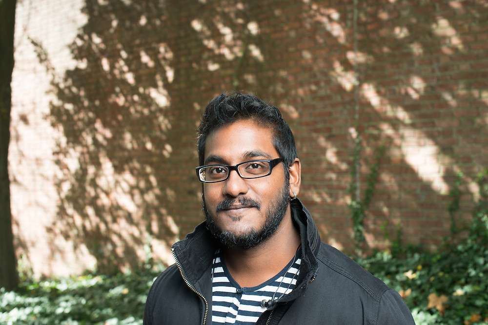 David Johnson, English Graduate Student, College of Arts and Sciences
