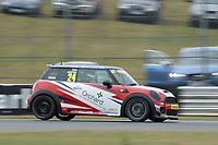 #24 Rob AUSTIN Mini Cooper S  during MINI Challenge - Cooper S  as part of the MSVR MINI Festival at Oulton Park, Little Budworth, Cheshire, United Kingdom. July 21 2018. World Copyright Peter Taylor/PSP. Copy of publication required for printed pictures.