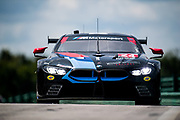 August 17-19 2018: IMSA Weathertech Michelin GT Challenge at VIR. 24 BMW Team RLL, BMW M8 GTLM, Jesse Krohn, John Edwards