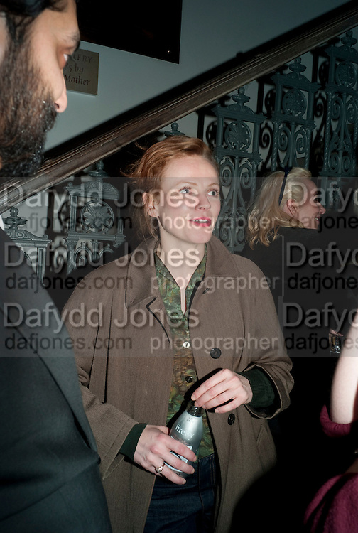 MAXINE PEAKE, TODÕS Art Plus Drama Party 2011. Whitechapel GalleryÕs annual fundraising party in partnership. Whitechapel Gallery. London. 24 March 2011.  with TODÕS and supported by HarperÕs Bazaar-DO NOT ARCHIVE-© Copyright Photograph by Dafydd Jones. 248 Clapham Rd. London SW9 0PZ. Tel 0207 820 0771. www.dafjones.com.<br /> MAXINE PEAKE, TOD'S Art Plus Drama Party 2011. Whitechapel Gallery's annual fundraising party in partnership. Whitechapel Gallery. London. 24 March 2011.  with TOD'S and supported by Harper's Bazaar-DO NOT ARCHIVE-© Copyright Photograph by Dafydd Jones. 248 Clapham Rd. London SW9 0PZ. Tel 0207 820 0771. www.dafjones.com.