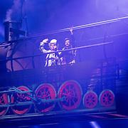 NLD/Amsterdam/20171223 - The Christmas Show 2017 in de Ziggo Dome, Buddy Vedder en Carlo Boszhard