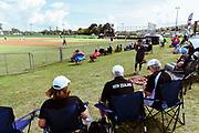 General vew, NZ v Australia.<br /> BCO U15 Championship. Lloyd Elsmore Park, Pakuranga, Auckland, New Zealand. 20 January 2018. &copy; Copyright Image: Marc Shannon / www.photosport.nz.