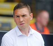 Kevin Sinfield (Director of Rugby) for Leeds Rhinos during the Betfred Super League match at the Mend-A-Hose Jungle, Castleford<br /> Picture by Stephen Gaunt/Focus Images Ltd +447904 833202<br /> 08/07/2018
