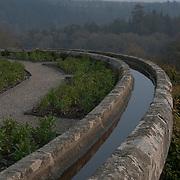 Rill and Parterre, Devon