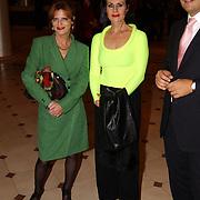 Modeshow Sheila de Vries 2004, Barbara Plugge en Ans Markus