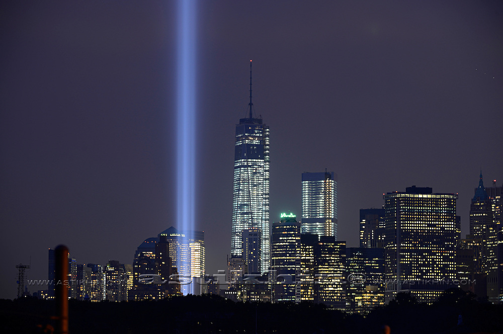 Memory of World Trade Center (2013) - We Shall Never Forget!