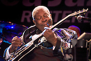 Blues legend BB King dies at age 89
