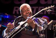 Blues legend BB King dies at age 89