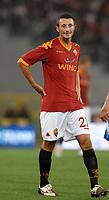 Fotball<br /> Italia<br /> Foto: Inside/Digitalsport<br /> NORWAY ONLY<br /> <br /> Stefano Guberti (Roma)<br /> <br /> Roma vs Gent 3-1<br /> Europa League <br /> Roma, 30/07/2009