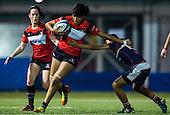 Societe Generale Valley Red Ladies XV vs Bloomberg HK Scottish Kukri- HKRFU Premiership League 2014