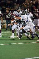 John Jay Varsity Football game at Ossining on October 26, 2013.(photo by Gabe Palacio)