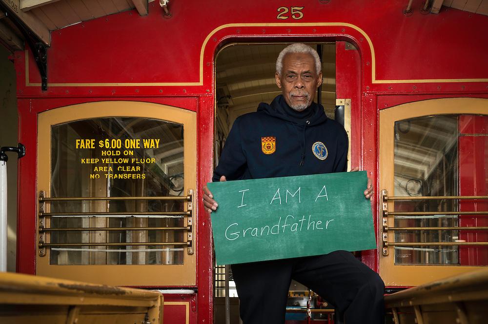 Sadaat Ahmad, Cable Car Trainer | I am a Grandfather | March 25, 2013