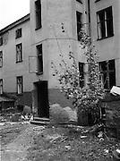 Rivningshus i Norrköing