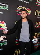 Scott Disick attends the 2014 FIFA World Cup McDonald's Launch Party to celebrate the unveiling of the transformed McDonald's fry box at Pillars 38 in New York City, New York on June 05, 2014.