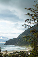 Scenic image of Manzanita, Oregon.