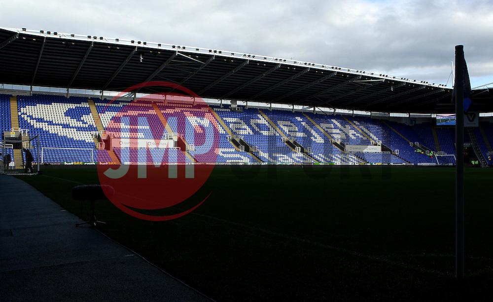 The Madejski Stadium home of Reading FC - Mandatory byline: Robbie Stephenson/JMP - 07966 386802 - 22/09/2015 - FOOTBALL - Madejski Stadium - Reading, England - Reading v Everton - Capital One Cup