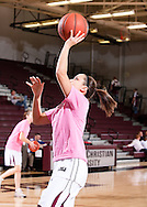 February 12, 2009: The Lubbock Christian University Lady Chaps play against the Oklahoma Christian University Lady Eagles at the Eagles Nest on the campus of Oklahoma Christian University.