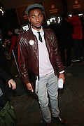 Donald Mock at the 2010 Mercedes Benz Fall Fashion Week held at Bryant Park on February 12, 2010 in New York City