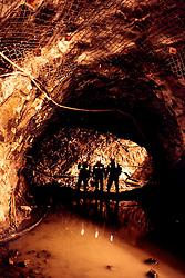 FOTÓGRAFO: Francisco Arias ///<br /> <br /> Extracción de oro<br /> Cliente:Minera el Indio <br /> IV región
