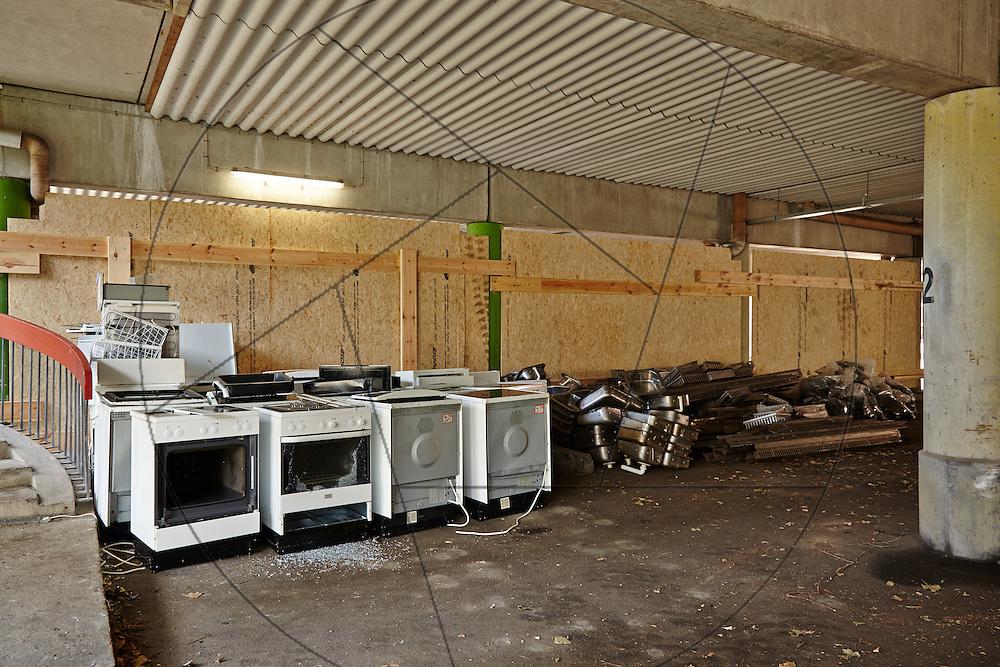 Farum Midtpunkt, bygning af plejecenter og seniorboliger, Hoffmann, KAB, til genbrug