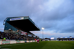 A general view of   - Mandatory by-line: Ryan Hiscott/JMP - 01/12/2019 - FOOTBALL - Memorial Stadium - Bristol, England - Bristol Rovers v Plymouth Argyle - Emirates FA Cup second round