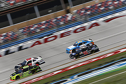 April 27, 2018 - Talladega, Alabama, United States of America - Austin Cindric (60) takes to the track to practice for the Spark Energy 300 at Talladega Superspeedway in Talladega, Alabama. (Credit Image: © Justin R. Noe Asp Inc/ASP via ZUMA Wire)