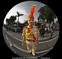 Wagah Border Soldier