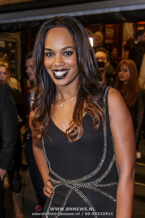 NLD/Amsterdam/20150211 - Premiere Fifty Shades of Grey, Jasmine Sendar